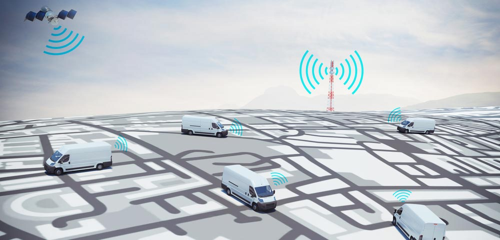 GPS Fleet Management Solutions for Improved Fleet Operation